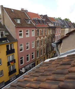 Schöne Stadtwohnung im Kölner Herz - Köln - Lejlighed