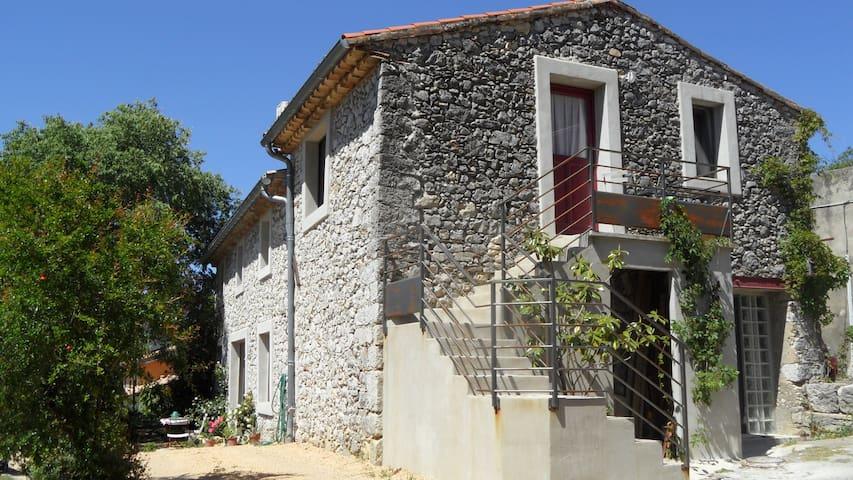 Grand studio à la campagne - Agonès - Hus