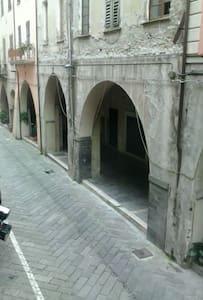 Appartamento nel borgo medievale - Pieve di Teco - อพาร์ทเมนท์