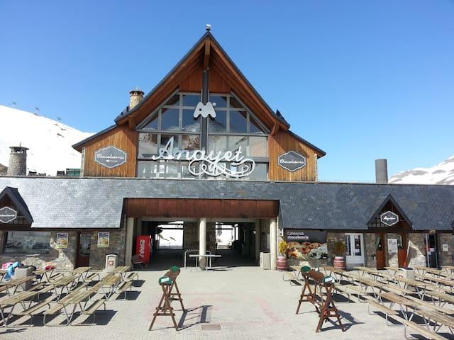 Esquí  & Golf -  Pirineo Aragonés  - Valle de Tena