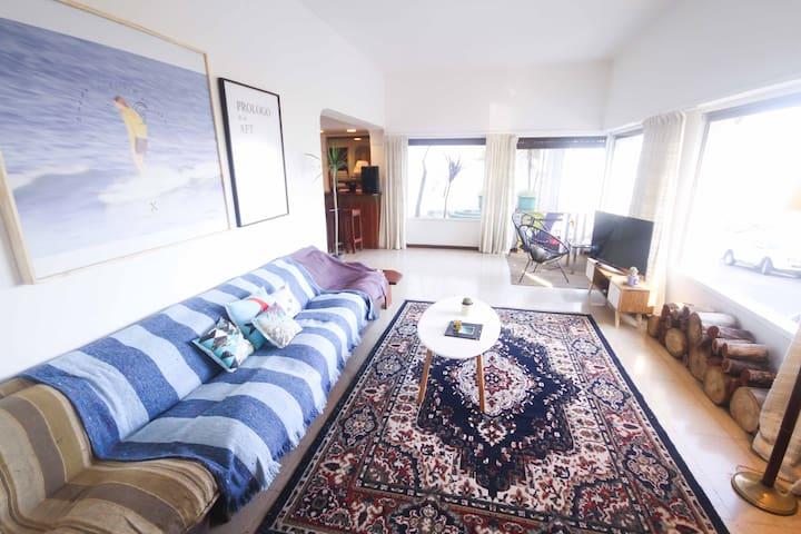 AFT casa del mar, habitación vista al mar - Mar del Plata - Maison