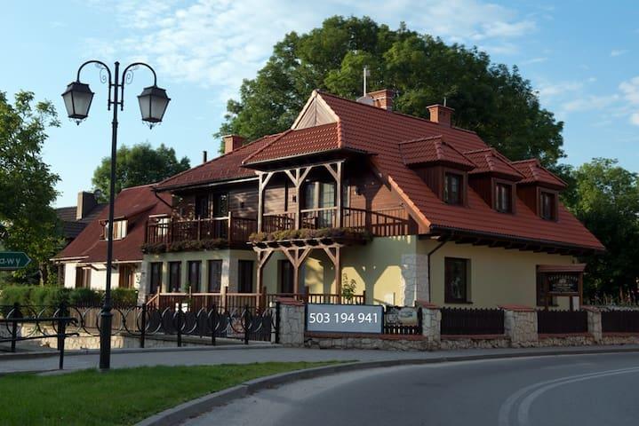APARTAMENTY WITKIEWICZA 6A / 6B - Kazimierz Dolny - Huoneisto