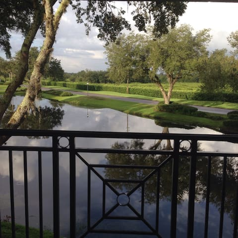 Tampa Saddlebrook Resort Condo  - Wesley Chapel - Flat