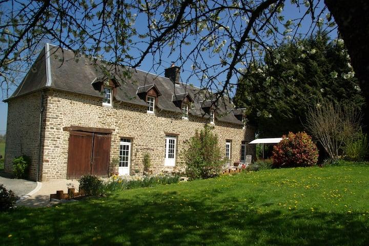 Le Paradis Normand - Chambre Coquelicot
