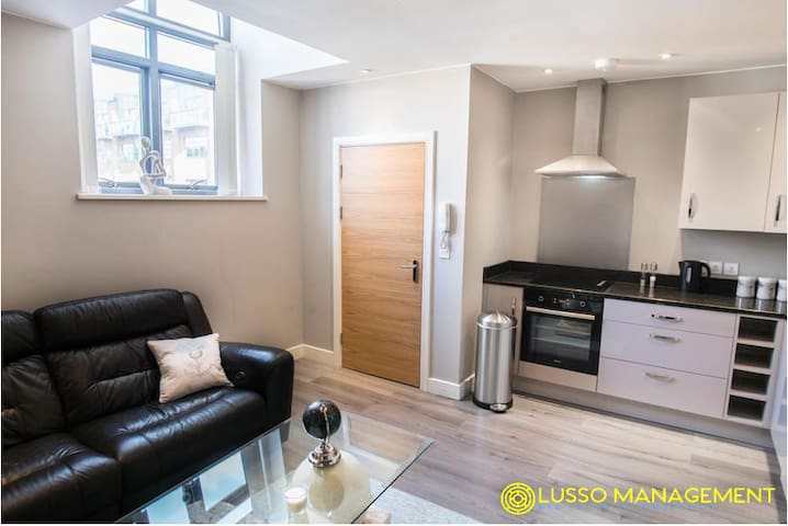Beautiful two bedroom apartment - Lusso Management