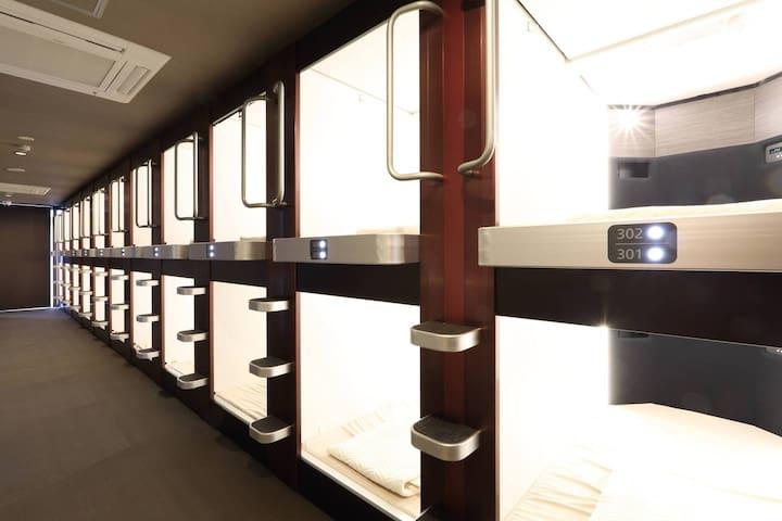 Caphotel KYOTO(一般フロア Unisex floor)②