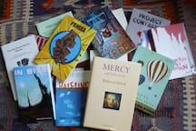 Books I've written.