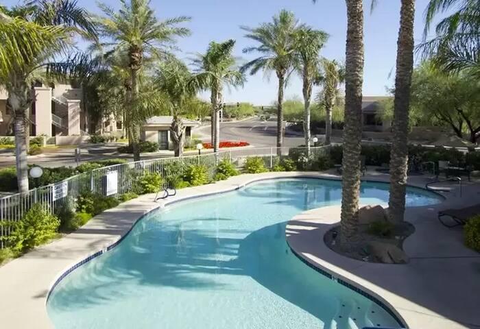 Scottsdale 1 Bedroom Condo #Links