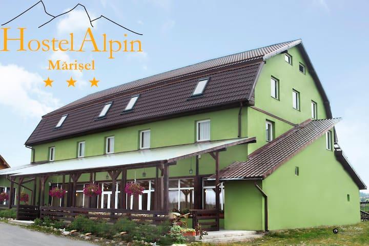 Hostel Alpin Marisel - Mărișel - Bed & Breakfast