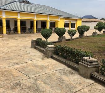 Comfortable holiday rental in Kumasi