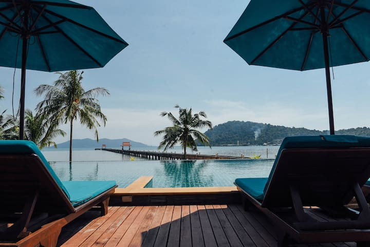 Spectacular Views - Infinity Pool