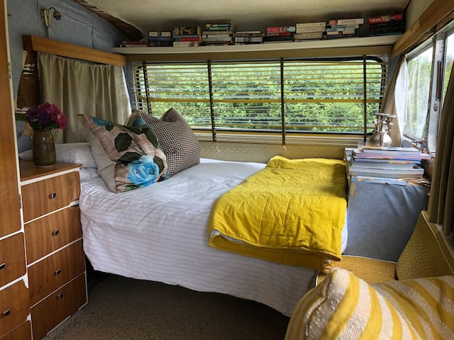 Cheerful Caravan  stay