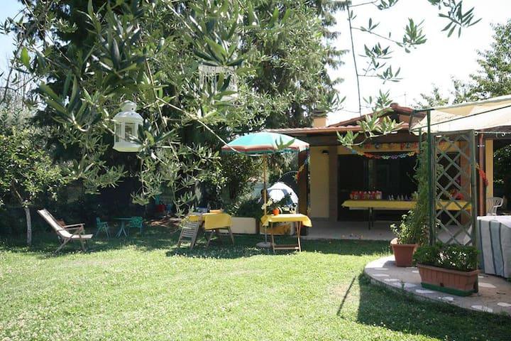 A 100 passi dal lago. - Trevignano Romano - Cottage