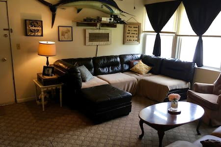 Cozy apartment across from campus - Charleston - Appartamento