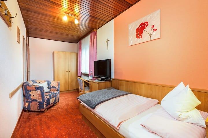Nichtraucher-Ferienhotel Hohen Bogen (Neukirchen b. Hl. Blut), Einzelzimmer