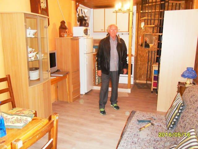 CŒUR DU VILLAGE PRES  PARC DU MERCANTOUR - Saint-Martin-Vésubie - Apartment