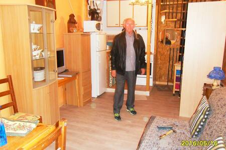 CŒUR DU VILLAGE PRES  PARC DU MERCANTOUR - Saint-Martin-Vésubie - Appartement