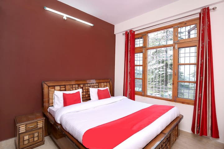 Alluring 2BHK Home Near Victory Tunnel, Shimla