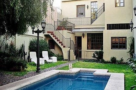 B & B with artisan bakery and pool - Buenos Aires