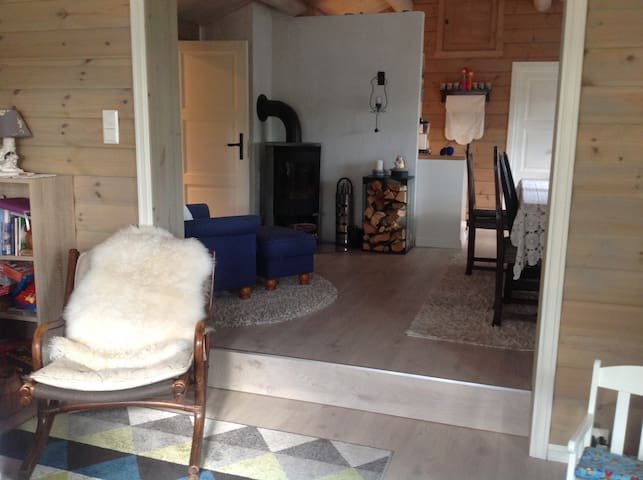 Beautiful cabin with 3 bedrooms at Ørskogfjellet