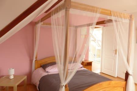 Chambres spacieuses et au calme - Beaune - Hus