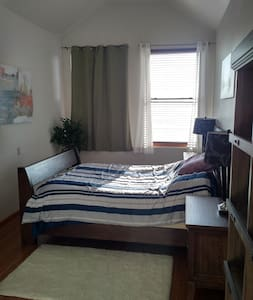 Private and quiet condo with lake views - Plattsburgh - 公寓