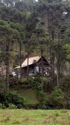 Chalé em Taquaras - Rancho Queimado - SC.