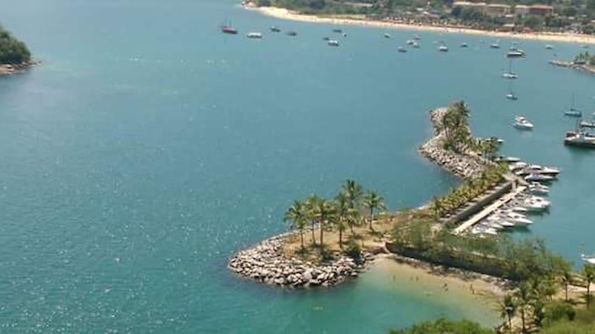 Resort Porto Real, Apto c/2 suites, Angra dos Reis - Mangaratiba - Appartement