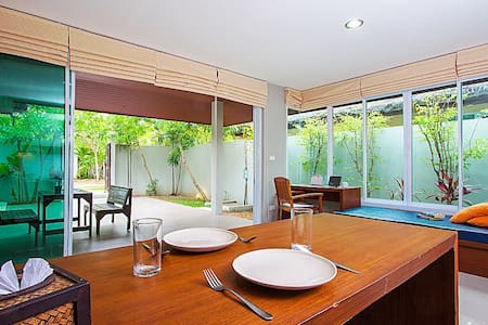 Cozy resort villa at Chaweng beach - Amphoe Ko Samui - Vila