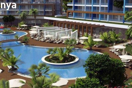 Luxus-Appartement 2-Zi in Alanya/Türkei - Alanya - Daire