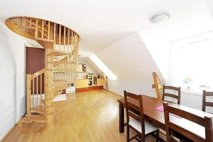 Large apartment in the heart of Aalesund!