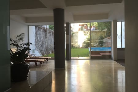 Monoambiente con cochera y pileta - Buenos Aires - Loft