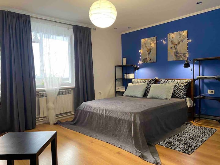 Apartment  redesigned in January 2021 ! Welcome!
