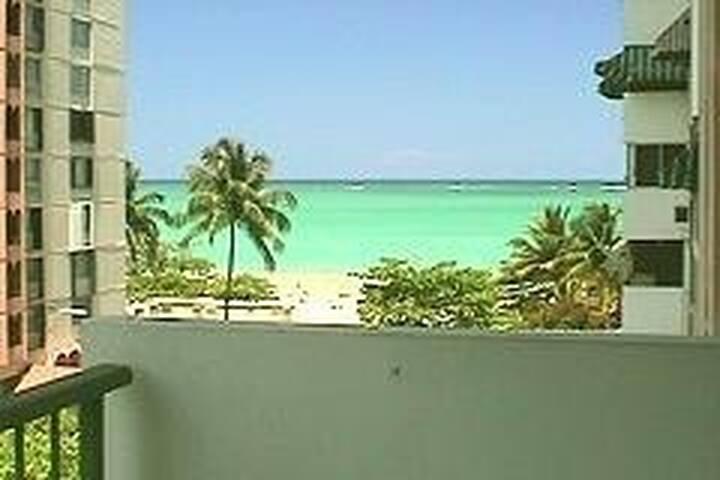 Coral Beach - Carolina - Appartement
