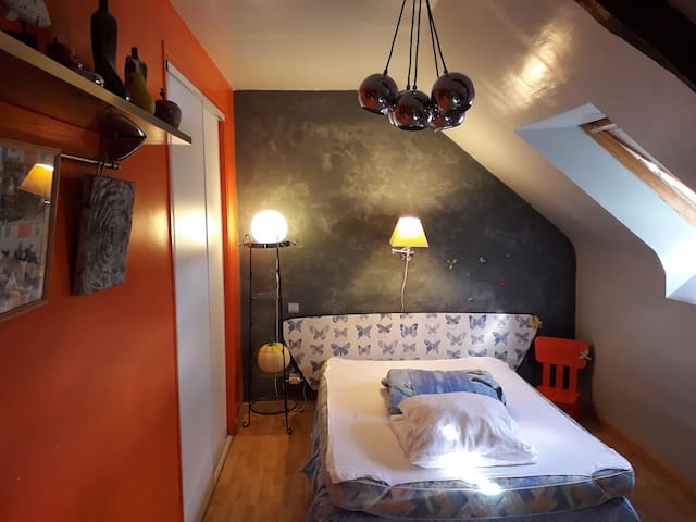 une belle chambre à vivre