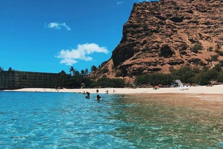 Ke'ala Kai, Fabulous Studio, Stunning Ocean View