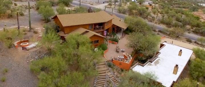 Spur Cross Inn--where an enchanted escape awaits!