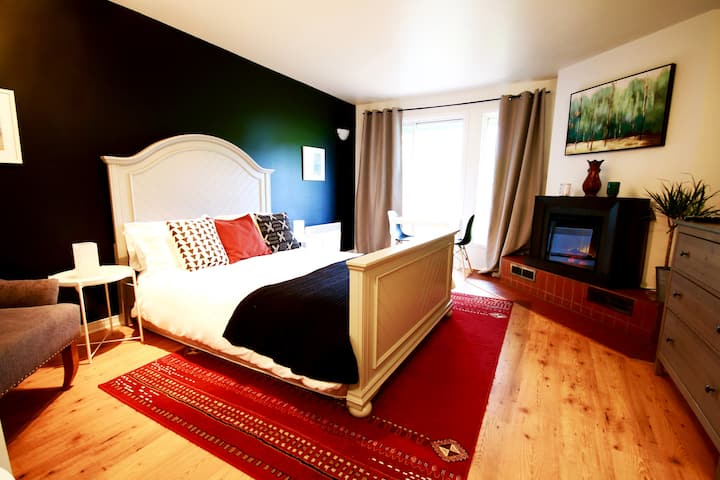 Tremblant Blk Studio, Full Kitchen, WIFI, Parking