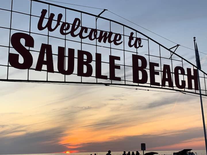 """Heaven"" in Sauble Beach"