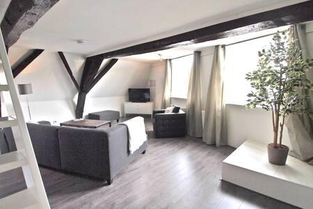 HBhotel Turfkade-apartment F - Brielle - Huoneisto