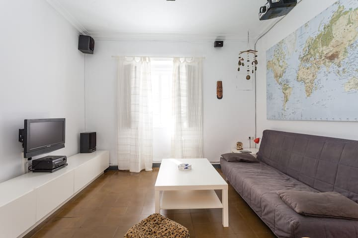 Cadiz Center, comfortable! (WIFI) - Кадиз - Дом
