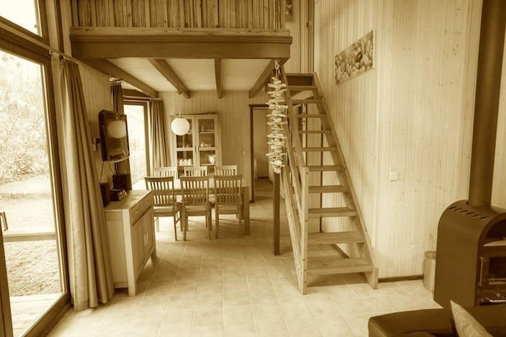 Haus mit Sauna am See - Mirow - Rumah