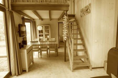 Haus mit Sauna am See - Mirow