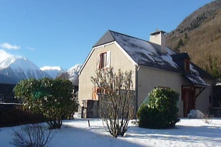 Cerca de Saint-Lary, en los altos Pyrineos - Vielle-Aure - Bed & Breakfast