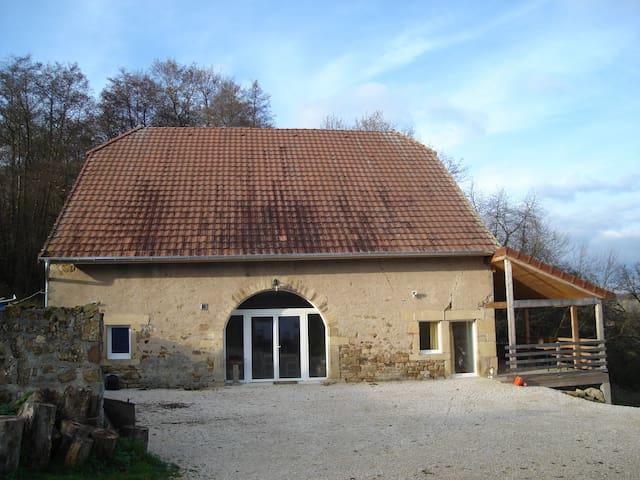 Erholung pur - aber nicht nur! - Saint-Remy, Haute-Saône - Bed & Breakfast
