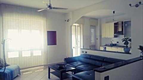 Ampio appartamento soleggiato a Cesate
