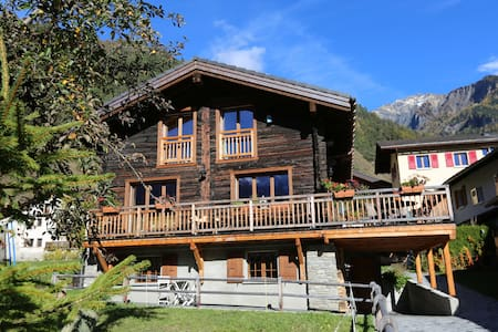 Chalet Sleeps 10, near Verbier - Vollèges