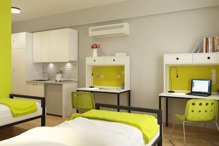 Clean, Cozy and Cheap Private Dorm - Gülbahçe - 蒙古包