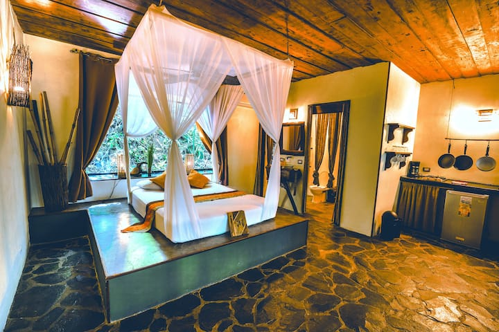 CANAIMA CHILL HOUSE, Eco Chic Suite Room 3 - 2pax
