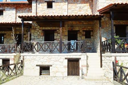 Chalkidiki Villas - Petrino - Vourvourou